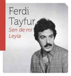 Sende Mi Leyla (1983) albüm kapak resmi