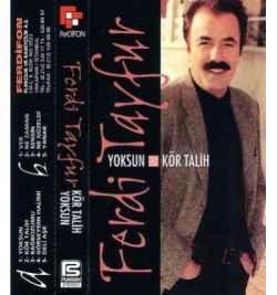 Yoksun/Kör Talih (1999) albüm kapak resmi