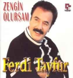 Zengin Olursam (1999) albüm kapak resmi