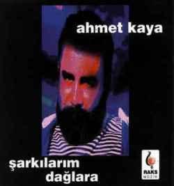 Şarkılarım Dağlara (1994) albüm kapak resmi