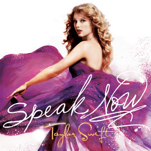 Speak Now (2010) albüm kapak resmi